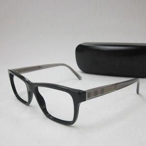 Italy Burberry B2214 3001 Eyeglasses Unisex/OLN